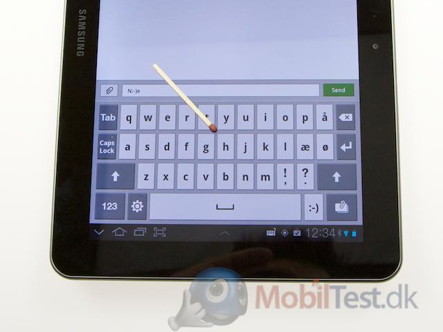 QWERTY-tastatu i lodret