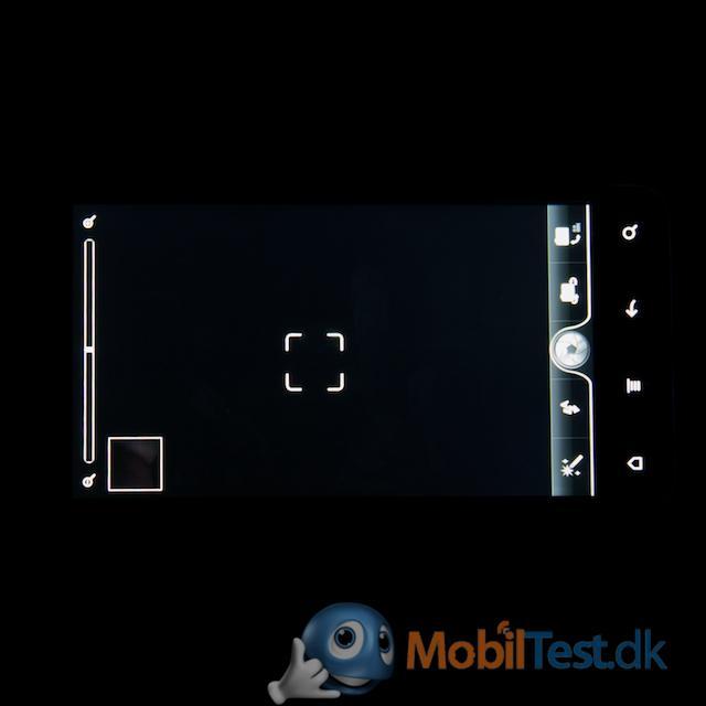 Kameraet i EVO 3D
