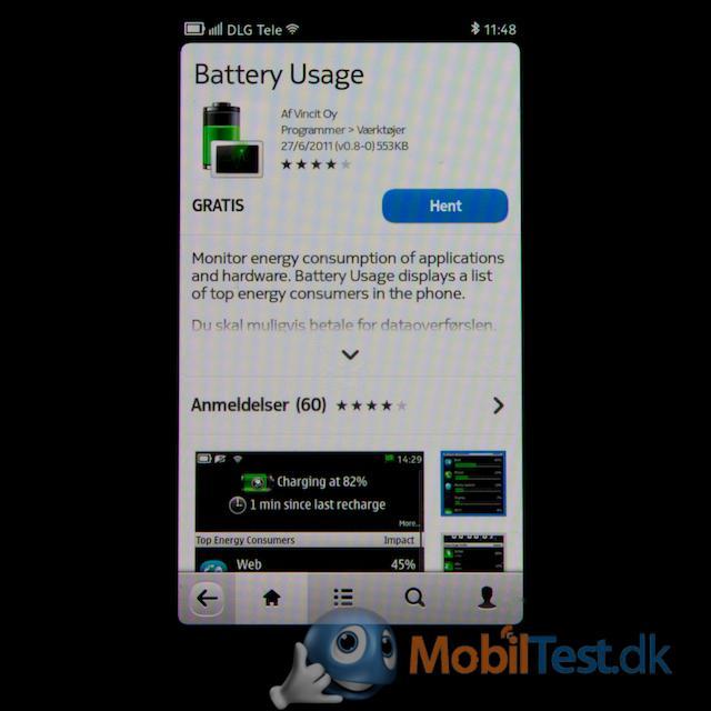 Info om app