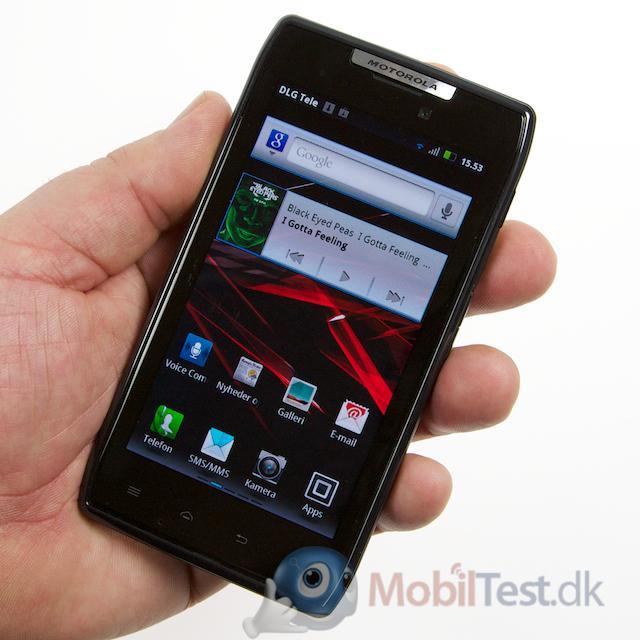 Motorolas bedste smartphone