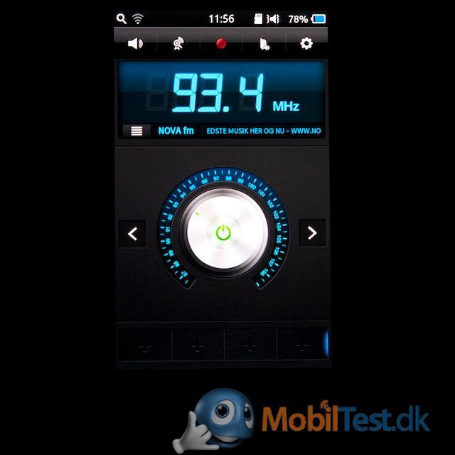 FM-radio