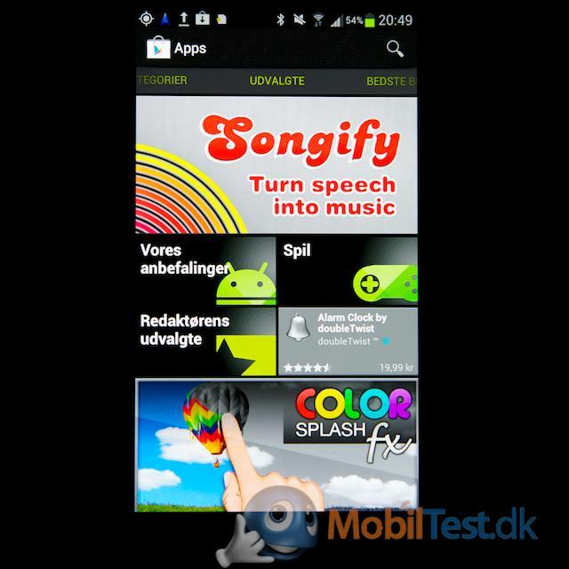 Google Play app-butik