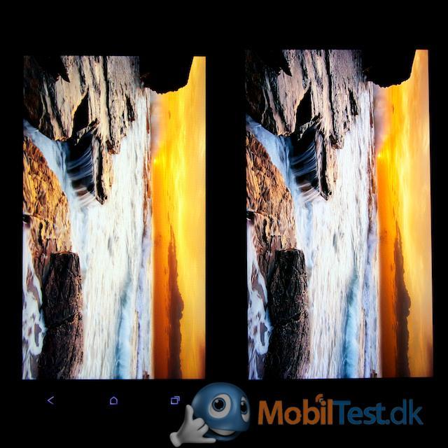 One X og Galaxy S3