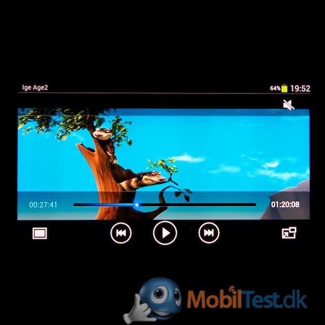 Supergod videoafspiller