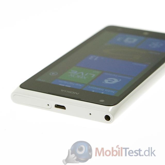 Toppen af Lumia 900