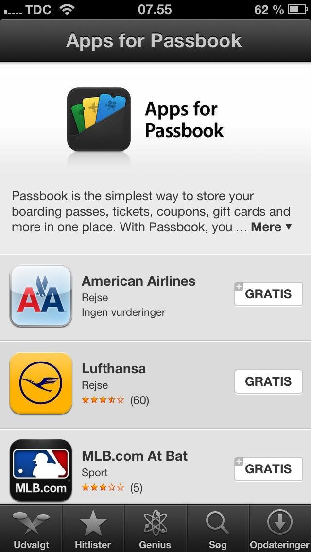 Passbook Store