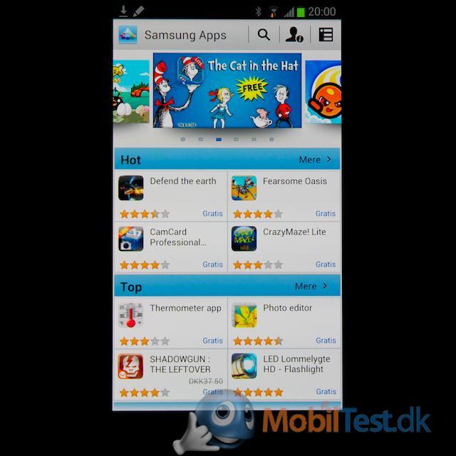 Samsungs appbutik