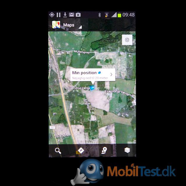 Almindeligt Google Maps