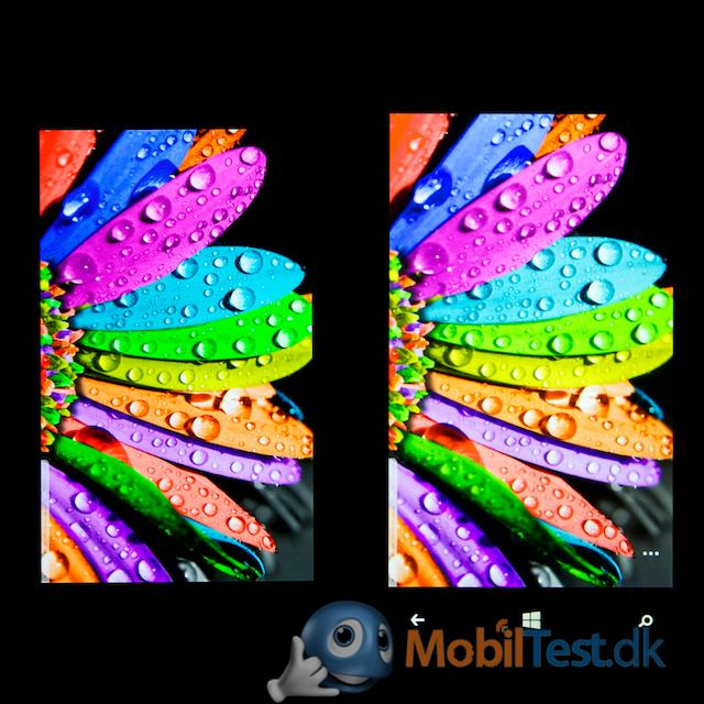 Lumia 920 til højre