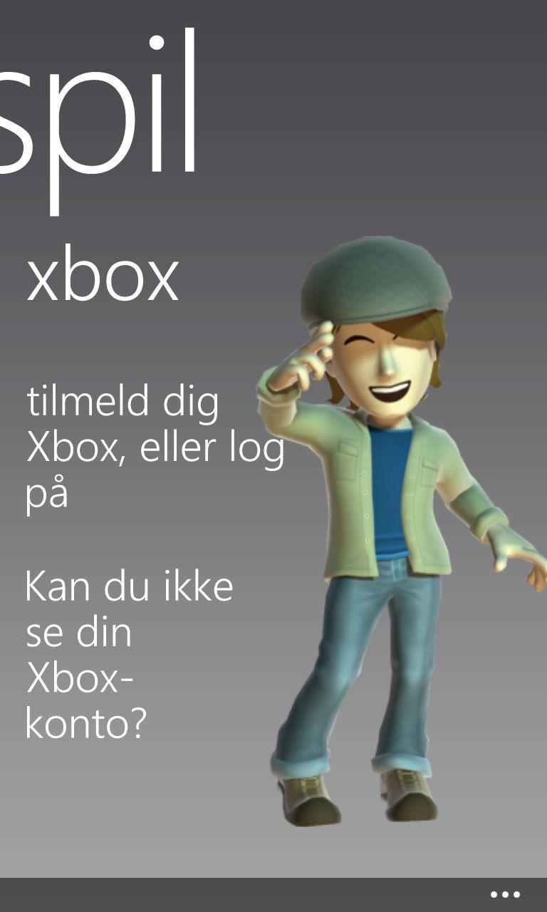 Xbox = spil
