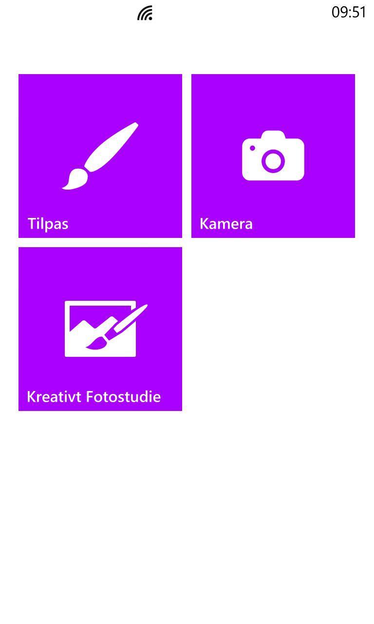 Børnehjørnets egne apps
