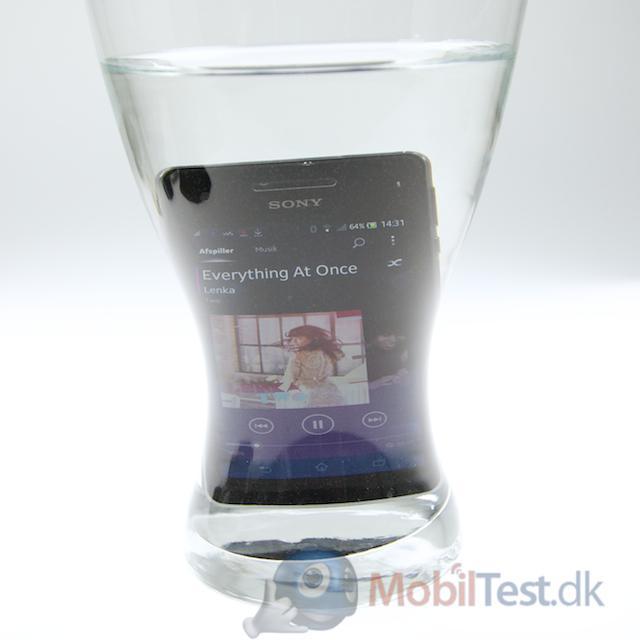 Vandtæt mobil