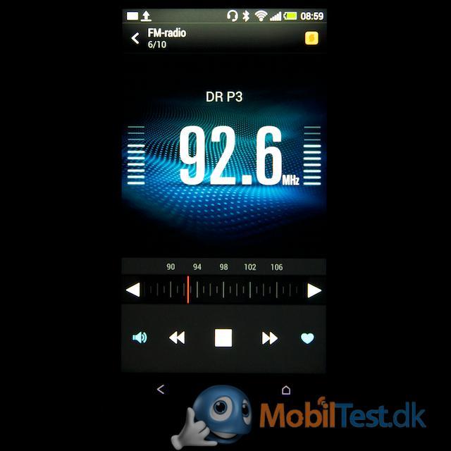 God FM-radio med RDS