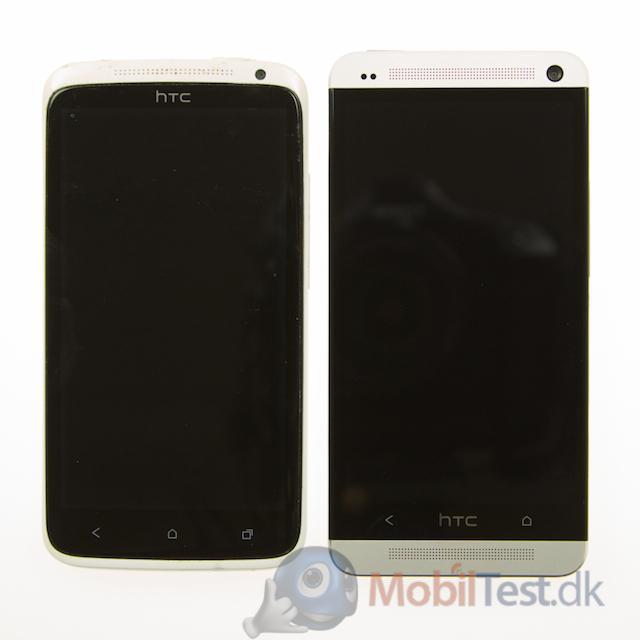 HTC One X og HTC One