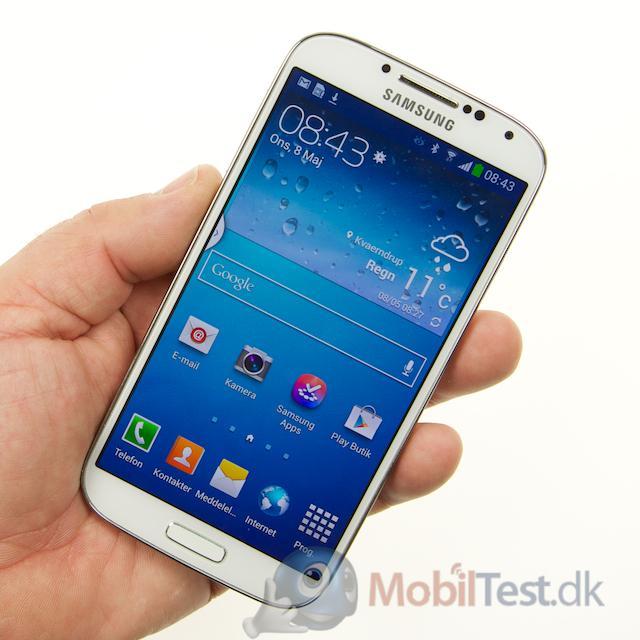 Galaxy S4 en ny topmobil