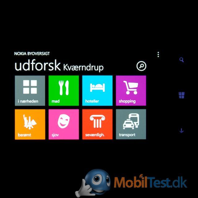 Nokia byoversigt