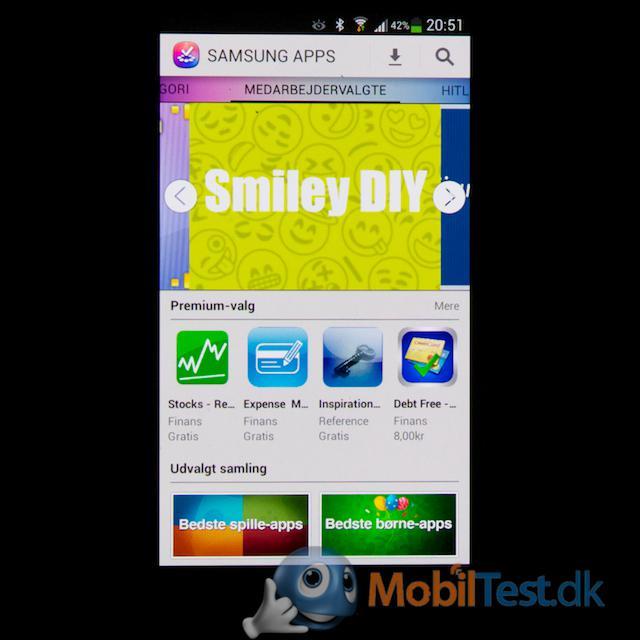 Samsungs app-butik