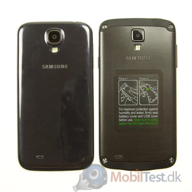 Galaxy S4 og S4 Active