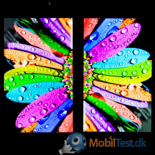 Galaxy S4 og Xperia Z1
