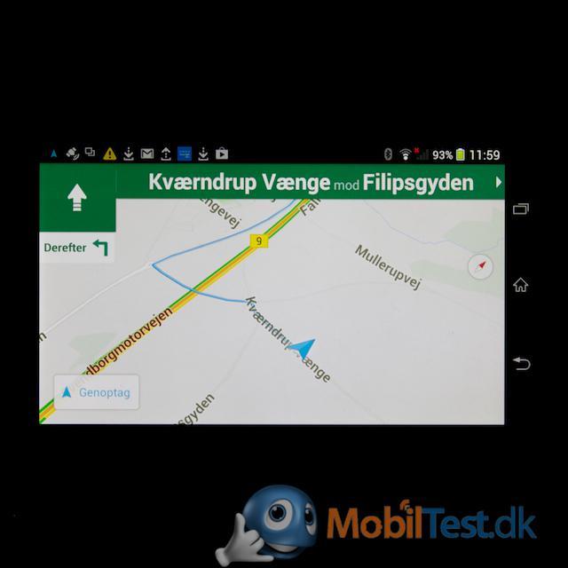Google navigationsapp