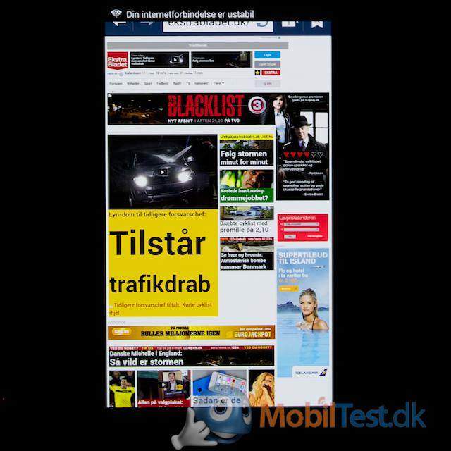God oversigt over fulde websider