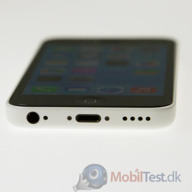 Bunden af iPhone 5C