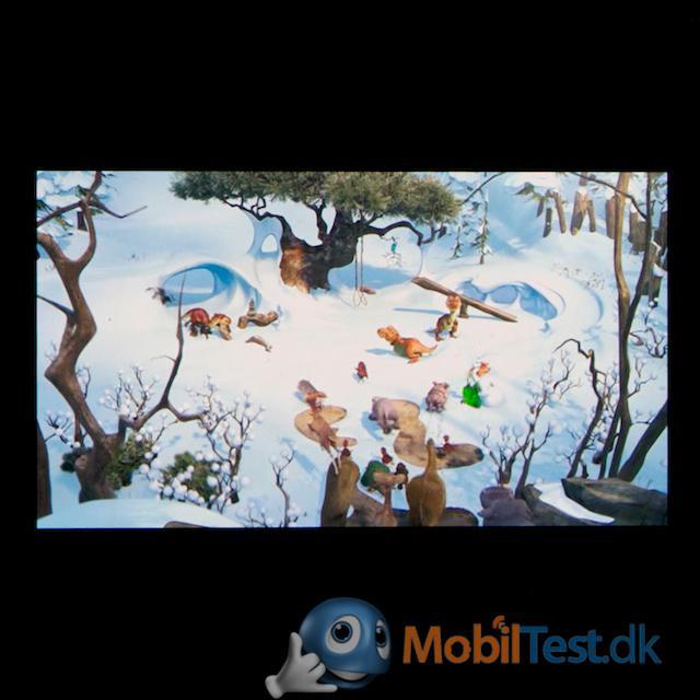 Overlegen videoafspiller i S4 Mini