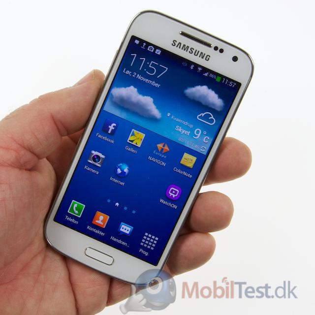 S4 Mini den mindste i Galaxy-serien