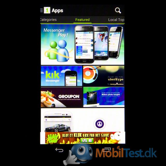 1mobil Android Shop