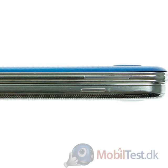 Galaxy S5 oven på Xperia Z2