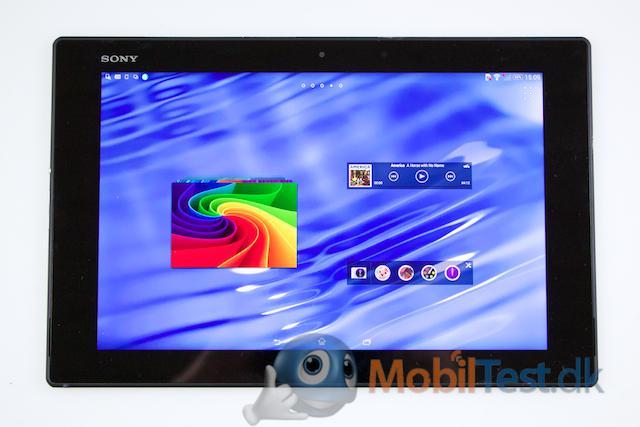 Z2 tablet er en ganske flot tablet