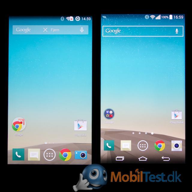 LG G3 Skin på OnePlus One (tv)
