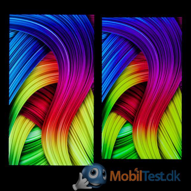 Flotte farver LG G3/Xperia Z3