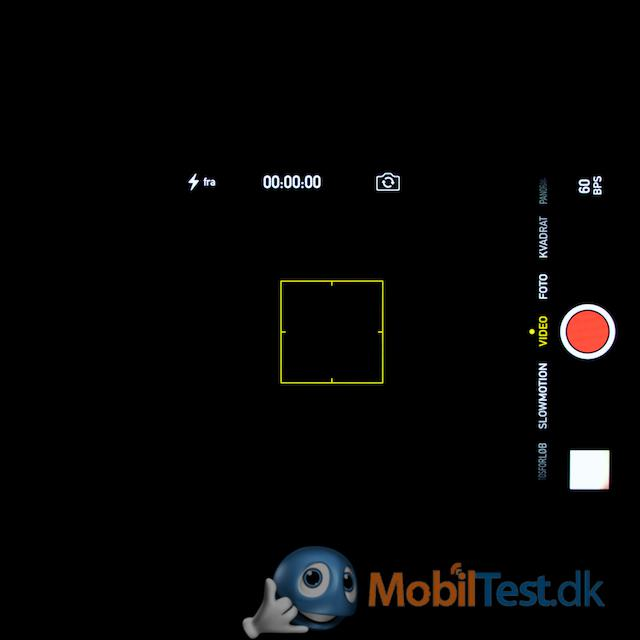 Videooptagerfunktion