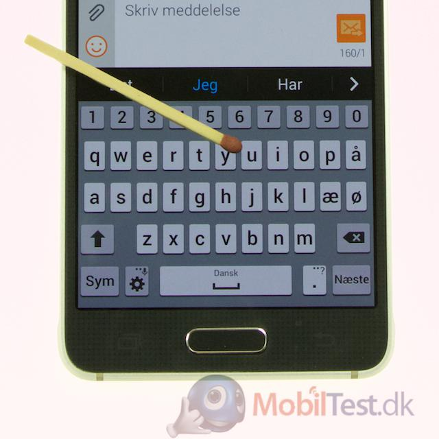 Klassisk og godt Samsung-tastatur