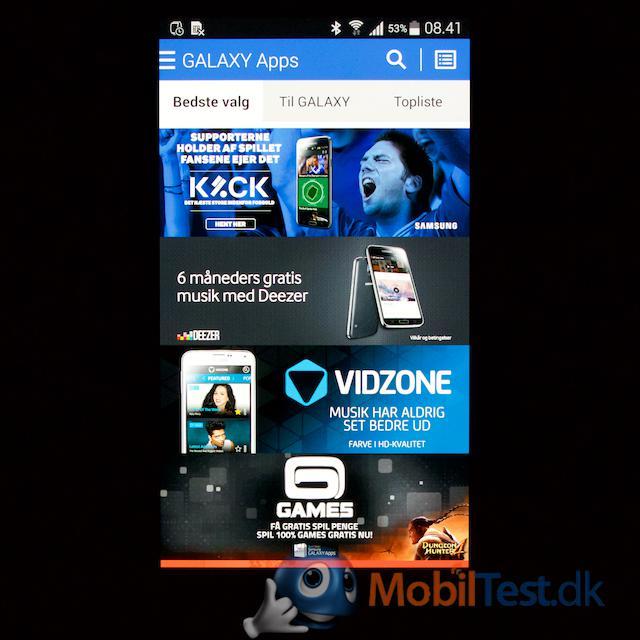 Samsung app-butik
