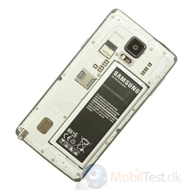Rimelig størrelse batteri