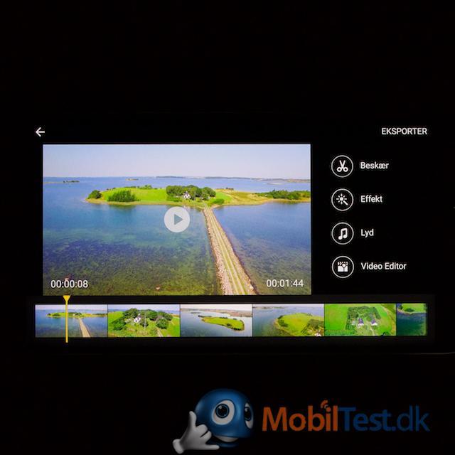 Fin videoredigeringssoftware