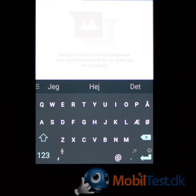 Standard OnePlus 2-tastatur