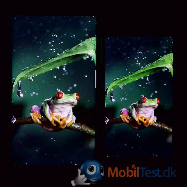 Galaxy S6 Edge+ og Z5 Compact