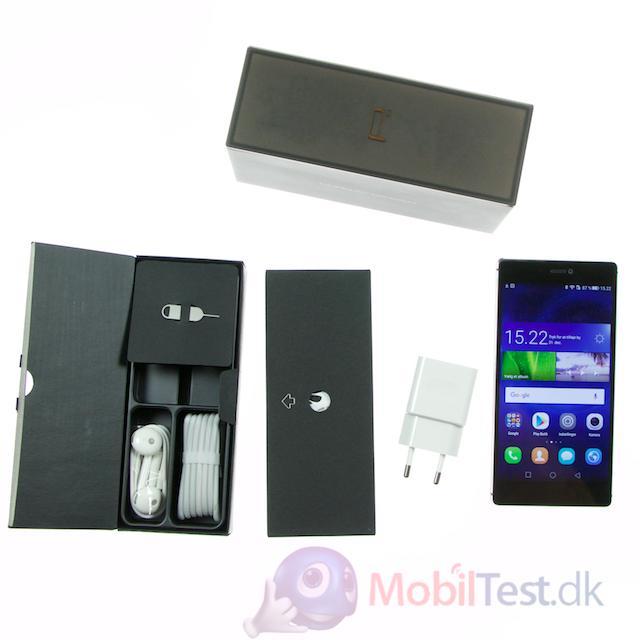 Huawei P8 og tilbehør
