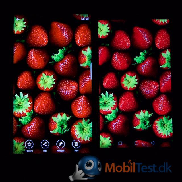 Galaxy S6 Edge+ og Huawei P8