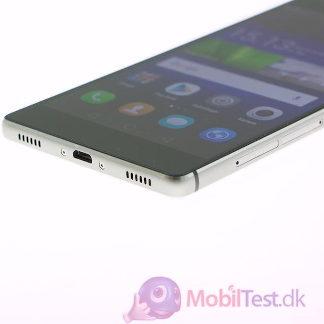 Bunden af Huawei P8