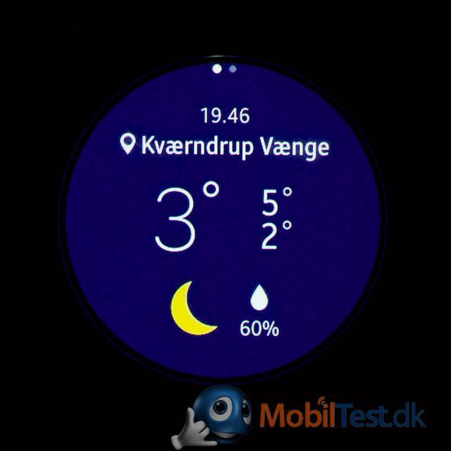 Vejr-app