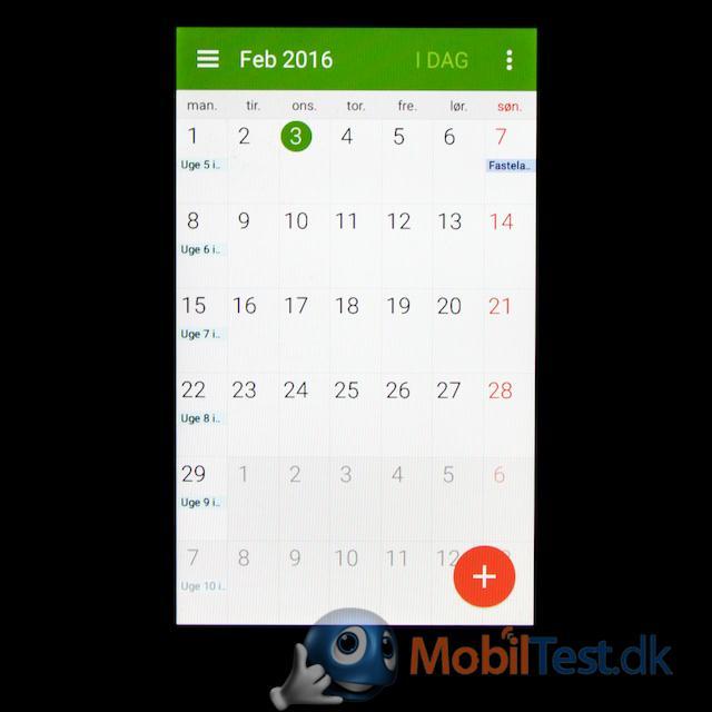 S-planner kalender