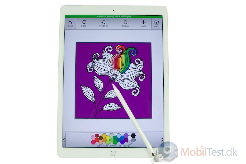 Gode malebog-apps til børn