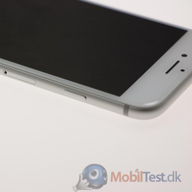 iPhone 7 set fra siden